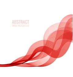 abstract background imitation smoke vector image