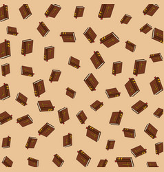 Bibles pattern background vector