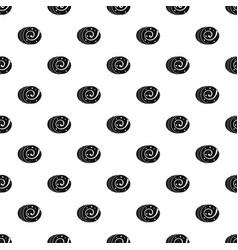 Fruit loaf pattern vector