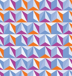 Modern digital construction abstract dimensional vector