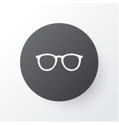 sunglasses icon symbol premium quality isolated vector image