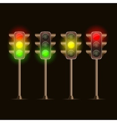 Traffic Ligth vector