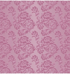 seamless decorative background vector image vector image