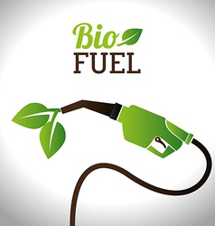 Bio fuel design vector