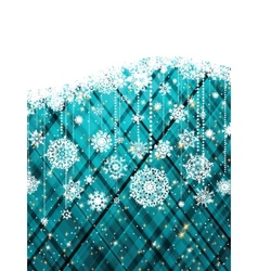 Blue abstract christmas background EPS 8 vector