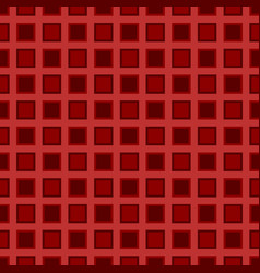 Abstract square pattern design background vector