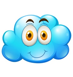 Cloud Happy Face Vector Images Over 3300