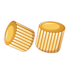 Canneroni icon cartoon style vector