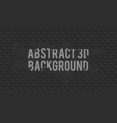 black abstract tile texture background can be vector image