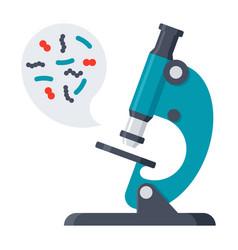 scientific research icon vector image