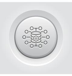 Small Data Icon vector image