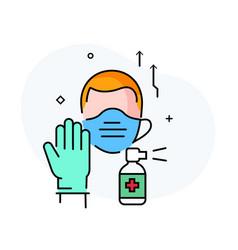 Special protective means antivirus quarantine vector