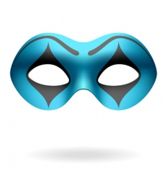 mime mask vector image