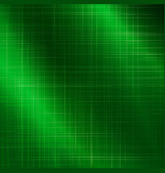 bright green textile background vector image