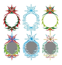 Christmas background for pictures photos vector image