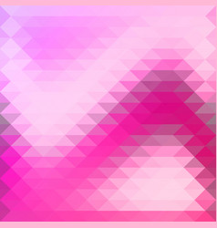 Background in pink purple triangles overlap vector