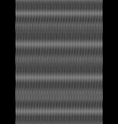 Metallic fabric texture effect pattern vector