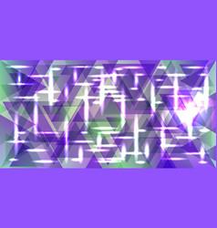 Pattern of metal in pastel purple tones vector