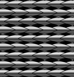Stainless steel background vector