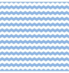 Blue zigzag texture seamless vector