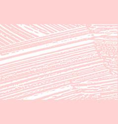 Grunge texture distress pink rough trace gracefu vector