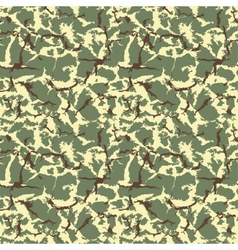 Military camouflage seamless texture vector