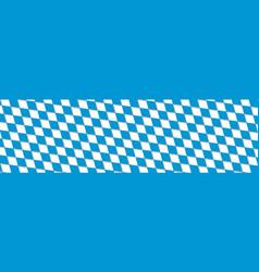 oktoberfest abstract geometric pattern banner vector image