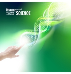 Science concept vector