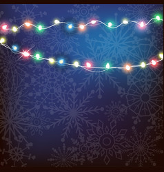 abstract background for merry christmas or happy vector image