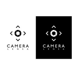 Camera shutter icon photographer graphic design vector