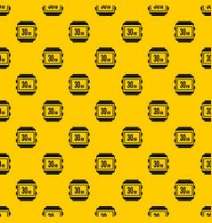 speedometer bike pattern vector image