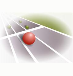winner concept vector image vector image