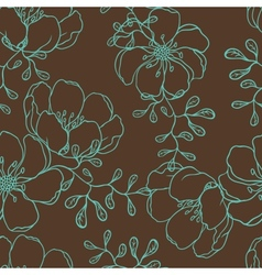 background with hand drawn vector image