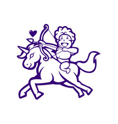 Cupid character vector