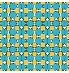 Fine seamless pattern vector image
