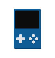 Isolated nintendo icon vector