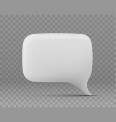 chat white art creatuve vector image