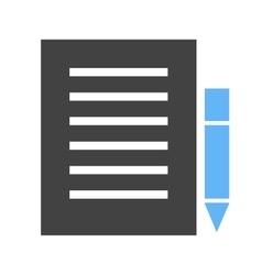 Handouts vector image vector image