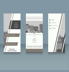 brochure design template brochure design template vector image