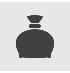 Sack icon vector image