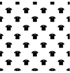 t-shirt pattern seamless vector image