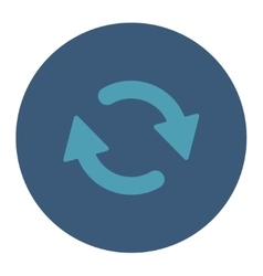 Reset Icon Blue