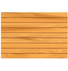 Wooden background with oak texture vector image