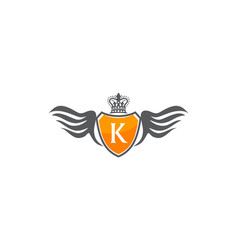 Wing shield crown initial k vector