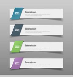 abstract template design for copy space you can vector image