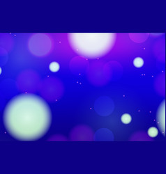 Background template design with white lights on vector
