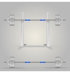 Barbells vector