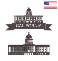 California vector