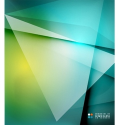 Hi-tech or business futuristic background vector