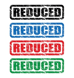 Reduced stamp vector